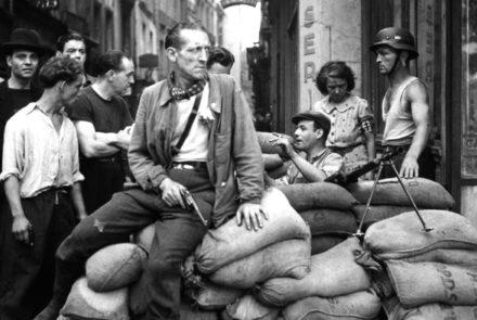 LIBÉRATION DE PARIS – AOÛT 1945